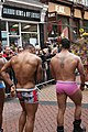 Birmingham Gay Pride 2011 Muscular Marchers.jpg