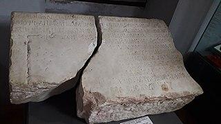 Bitola inscription
