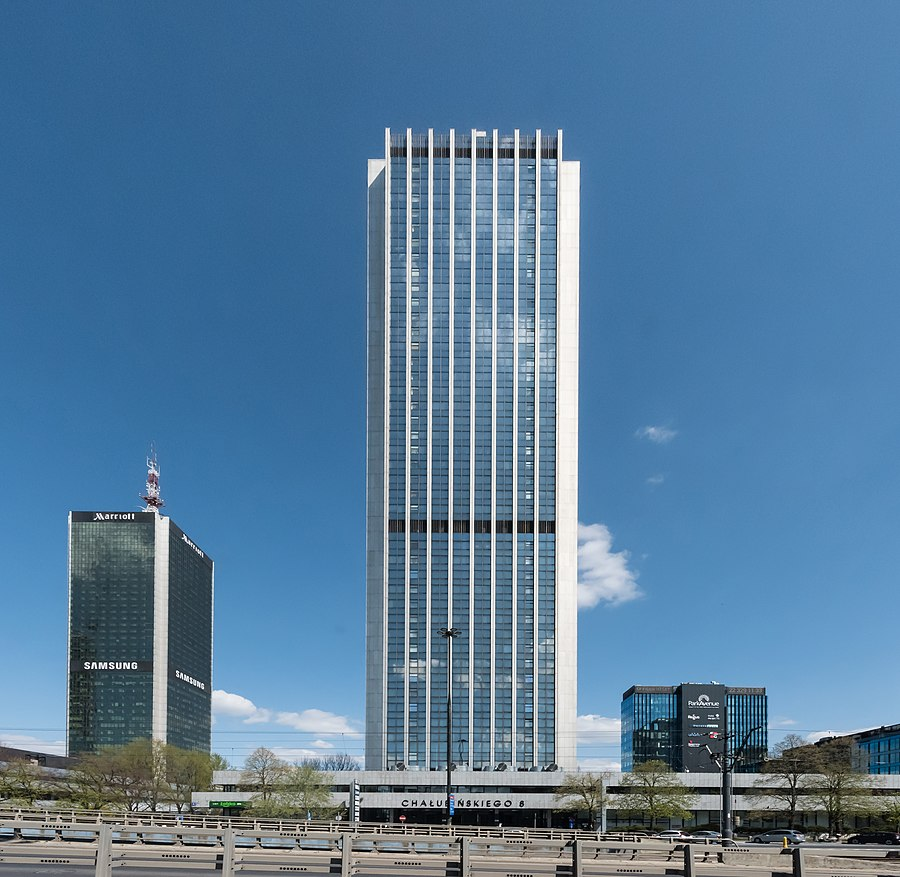 Oxford Tower, Warsaw