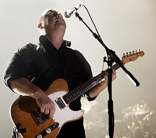 Black Francis American singer, songwriter and guitarist