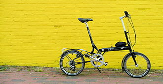 Tikit - Large Bike Friday tikit