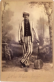 Blackface minstrel John White with Banjo c1890.png