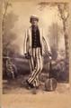 Blackface minstrel John White with Banjo c1890.png