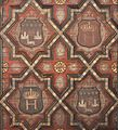 Blasons au plafond de l'entree de la cour Henry IV du Capitole.jpg