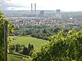 Blick Richtung Heizkraftwerk Heilbronn vom Scheuerberg - panoramio.jpg