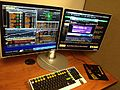 Bloomberg Terminal and keyboard.JPG