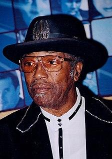 Bo Diddley American R&B musician