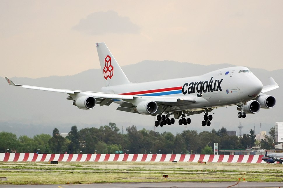 Boeing 747-428F(SCD), Cargolux Airlines International JP6047248
