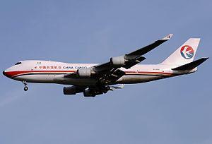 China Cargo Airlines - China Cargo Airlines Boeing 747-400ERF