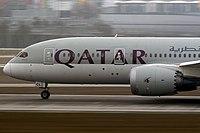 A7-BCL - B788 - Qatar Airways