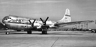1600th Air Transport Group - MATS Boeing C-97A Stratofreighter 48-399
