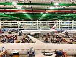Boeing South Carolina assembly line (26135377557).jpg