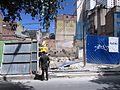 Bogotá construcción edificio barrio Las Nieves.JPG