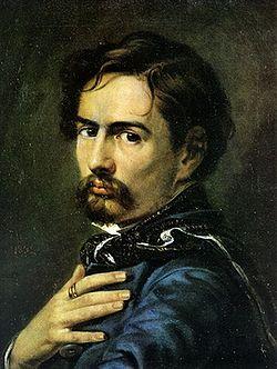 Bolesław Rusiecki - Autoportret 1852.JPG