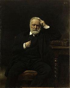 Portrait de Victor Hugo (1879)