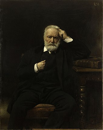 French writer Victor Hugo. Bonnat Hugo001z.jpg