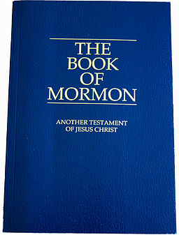 Book of Mormon English Missionary Edition Soft Cover