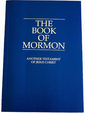 Religious views on love - Image: Book of Mormon English Missionary Edition Soft Cover