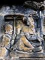 Borobudur - Lalitavistara - 019 S, The Brahmins receive Gifts (detail 1) (11247659664).jpg