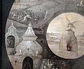 Bosch, san giovanni evangelista a patmos, 1488-89 ca., retro con scene della passione 03.JPG