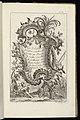 Bound Print, Cartouche with Palm Tree, Livre de Cartouches Irréguliers (Book of Irregular Cartouches), 1738 (CH 18238049).jpg