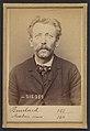 Bourlard. Joseph, Anselme. 45 ou 46 ans, né à Biemme (Belgique). Piqueur de grès. Anarchiste. 7-3-94. MET DP290210.jpg