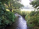 Bourne Brook At Hints - geograph.org.uk - 981946.jpg