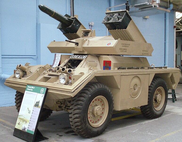 Mk 5 at Bovington