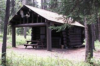 Bowman Lake Patrol Cabin United States historic place