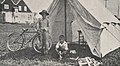 Boys with Bicycle and Tent, 1918 (4406414957).jpg