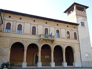 Bozzolo - Image: Bozzolo Palazzo municipale