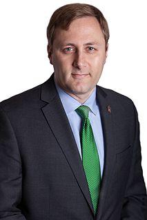 Brad Trost Canadian politician