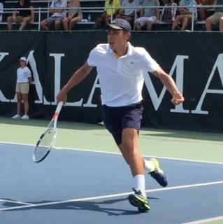 Brandon Nakashima American tennis player