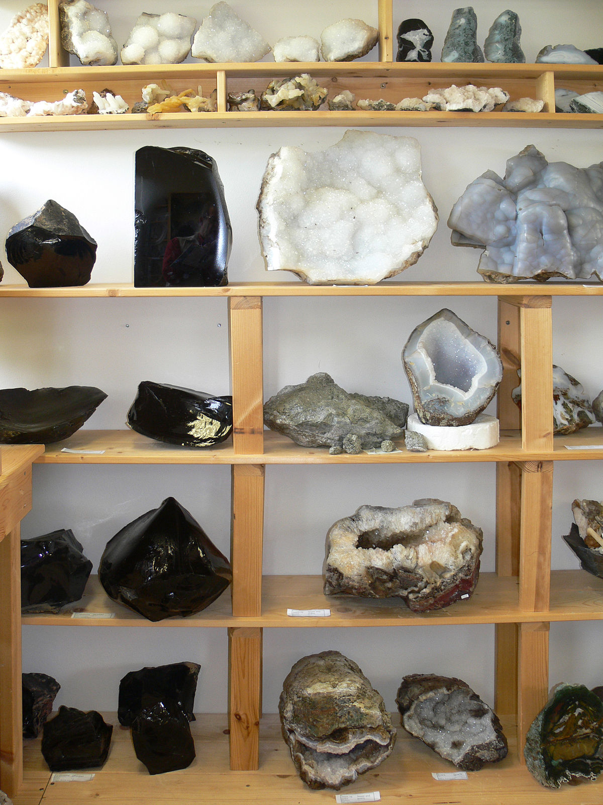 A Collection Of The Most: Mineral Collecting