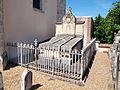 Breteau-FR-45-cimetière-sépulture Chasseval-Cosnac-01.jpg