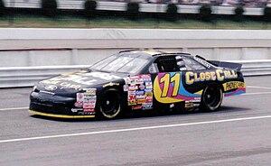 Brett Bodine - 1997 racecar