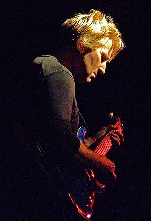 Brett Garsed - Garsed in 2007