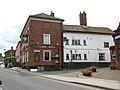 Bridge Street past The Swan public house - geograph.org.uk - 1418900.jpg