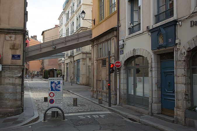 Bridge in Lyon, France.jpg