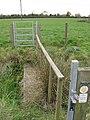 Bridge on the footpath from Broadwell to Calcroft Lane - geograph.org.uk - 1572537.jpg