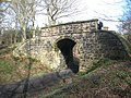 Bridge on the old Chopwell and Garesfield Railway, Chopwell Wood - geograph.org.uk - 761058.jpg