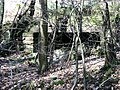 Bridge over old tramway, Kilsyth - geograph.org.uk - 1702386.jpg