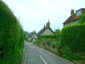 Brighstone - Brighstone village