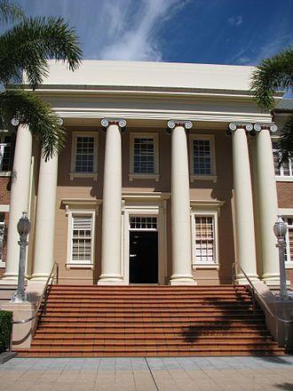 Brisbane Central Technical College - Former Brisbane Central Technical College, 2008