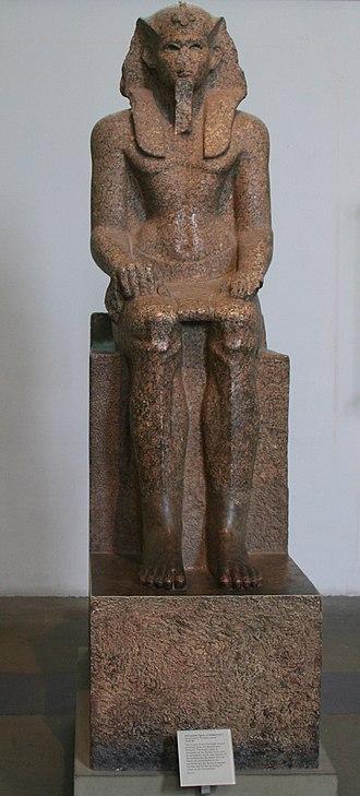 Sobekemsaf I - Image: British Museum Egypt 079