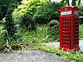 British Red Telephone Box Miniature.JPG