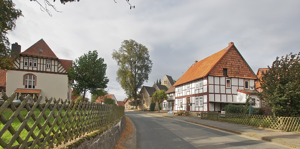 Einbeck (Brunsen),  Germany: Panorama