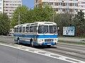 Brno, Královo Pole, Purkyňova, Karosa ŠL 11 (2).jpg