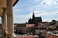 Brno - Cathedral of Saints Peter and Paul II.jpg