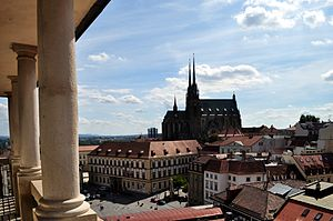 Brno - Cathedral of Saints Peter and Paul II